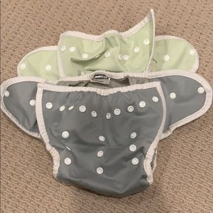 Thirstiest Cloth Diaper Covers